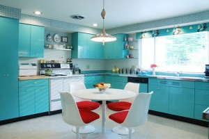 Pam's Kitchen from Retro Renovation